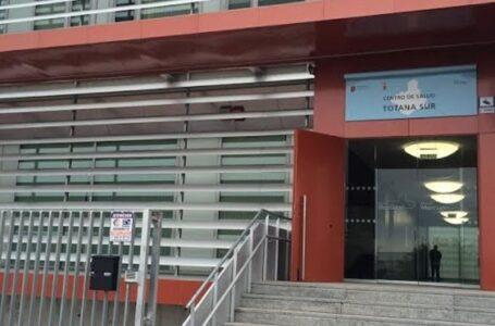 Los centros de salud de Totana salen de nivel rojo