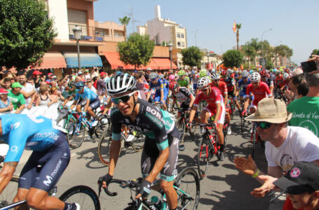 Una etapa de la Vuelta Ciclista a España 2021 saldrá desde Puerto Lumbreras