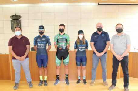 Tres ciclistas totaneros competirán con la Selección Murciana en el Campeonato de España Escolar de MTB