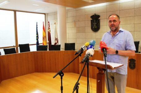 El alcalde de Totana reclama recursos para la Guardia Civil que opera en Los Huertos y pedanías