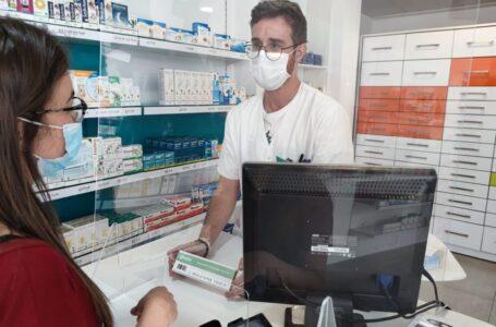 Normalidad en las farmacias tras el primer día de dispensación de test Covid-19