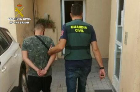 Dos personas detenidas en Lorca por el robo de una vivienda