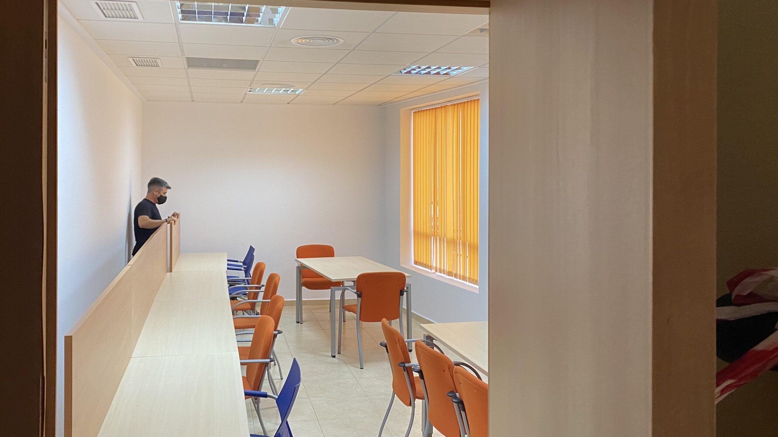 El barrio Francés de Puerto Lumbreras contará con una nueva sala de estudio 24 horas