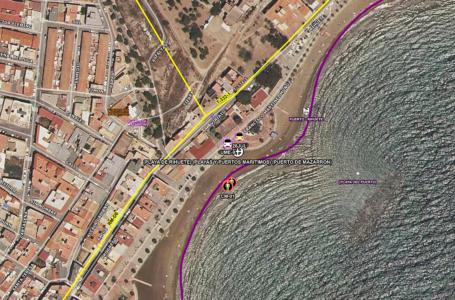 Fallece un hombre de 74 años en la playa del Rihuete