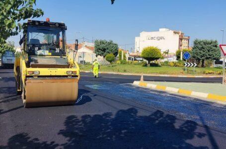 El Ayuntamiento de Puerto Lumbreras mejora el aglomerado de casi 40 calles y caminos del municipio