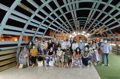 El regreso del recital del 'Nogalte Cultural' congrega a más de 100 personas