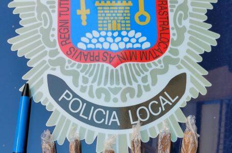 Detenido por vender drogas en una cafetería del centro de Lorca