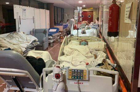 IU-Verdes de Lorca denuncia la falta de camas en el Hospital Rafael Méndez