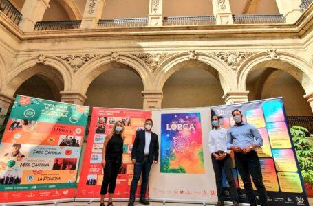 Así será la Feria Grande de Lorca 2021