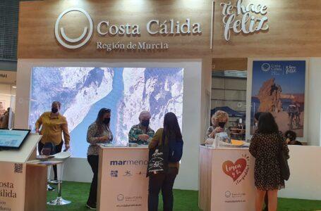 Lorca ha participado en la Feria de Turismo de Bilbao 'Expovacaciones 2021'